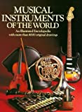 Musical Instruments of the World, Diagram Group Staff, 0806998474