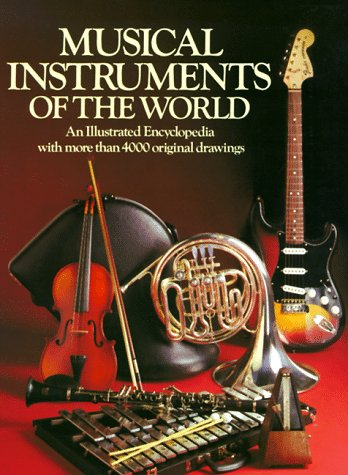 Buy cheap musical instruments the world illustrated encyclopedia with more than 4000 original drawings