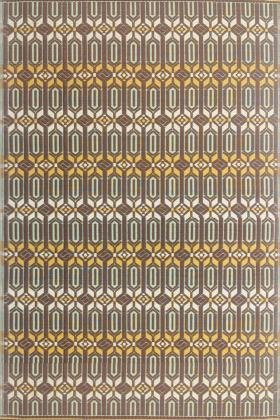 Mad Mats® Moroccan Indoor/Outdoor Floor Mat, 6 by 9 Feet, Arts & Crafts by Mad Mats®