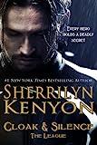 Cloak & Silence (The League) by  Sherrilyn Kenyon in stock, buy online here