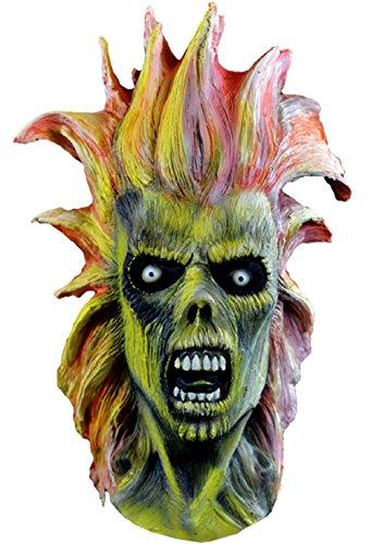IRON MAIDEN - EDDIE HALLOWEEN MASK (Iron Maiden Eddie Halloween Costume)