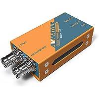 AVMatrix SC1112 Pocket-size broadcast Converter 3G-SDI to HDMI Seamless Converter