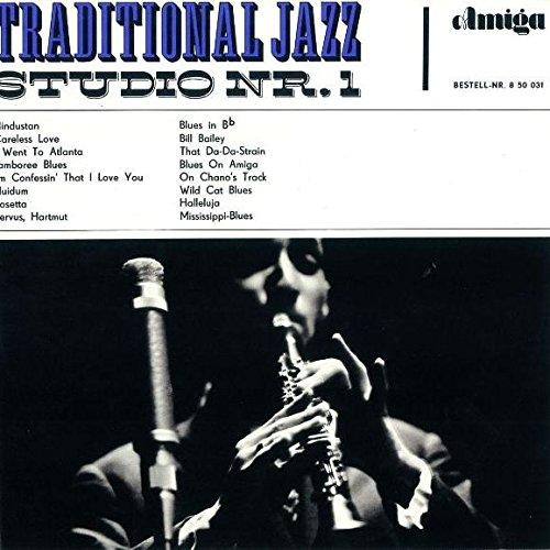 Various - Traditional Jazz-Studio Nr. 1 - AMIGA - 8 50 031 - 8 Traditional Studio