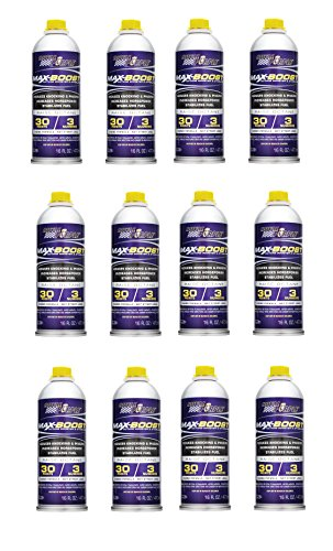 Royal Purple Max Boost Octane Booster, 16 fl. oz (Pack of 12)