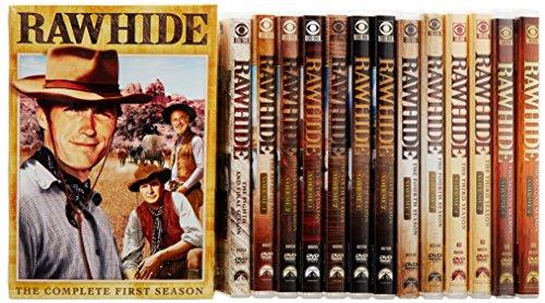 (Rawhide: Complete Series Pack)