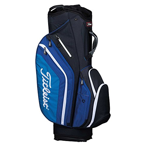 Titleist Lightweight Cart Bag Black/Blue/White