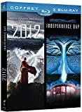 Coffret Blockbuster - 2012 + Independence Day [Blu-ray]