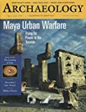 img - for Archaeology Magazine (May / June 1998) Maya Urban Warfare; Looting of Italy; Case of the Golden Phiale; Burning of Biblical Hazor Revealed; Mirrors of Japan History; Cahokia; Costa Rican Gold; Ancient Roman Cityscape (Vol. 51, No. 3) book / textbook / text book