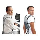 ERGO Posture Corrector by Wearable Ergonomics®: A Revolutionary Posture Brace Back Support System for Men and Women - Posture Correction Made Simple & Easy! Wearable Posture Support for Every Day Use.