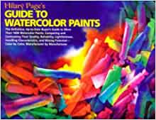 Hilary Page S Guide To Watercolor Paints