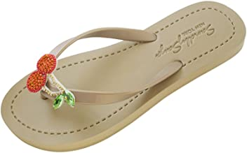 711a01dc96f54 Sand by Saya Women s Sandals by Comfy Cute Chic for Beach wear