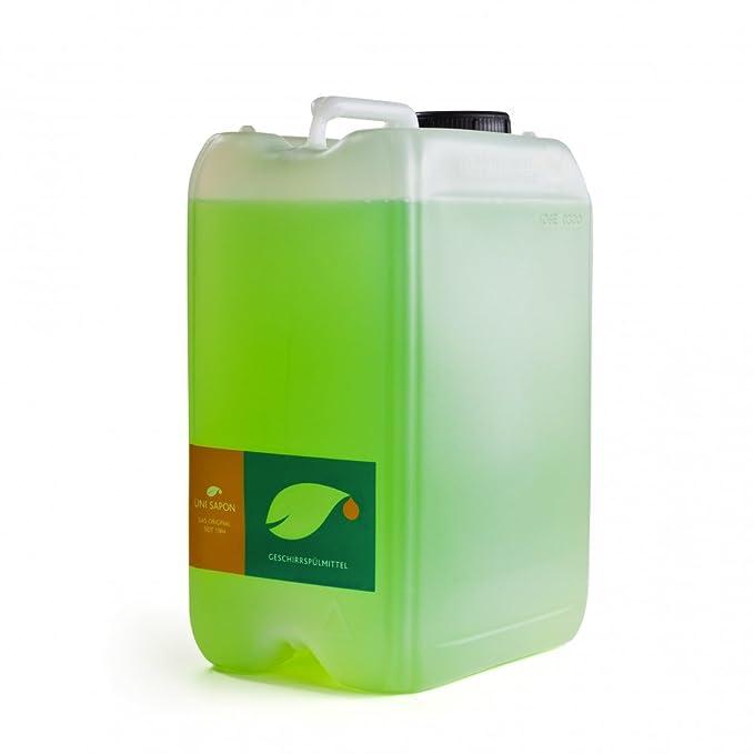 Uni Sapon - Detergente ecológico para lavavajillas: Amazon ...