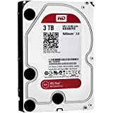 WD Red 3TB NAS Hard Disk Drive - 5400 RPM Class SATA 6 Gb/s 64MB Cache 3.5 Inch - WD30EFRX (Certified Refurbished)