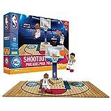 Philadelphia 76ers OYO Sports NBA Court Shootout Set 61PCS with 2 Minifigures