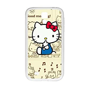 Hello kitty Phone Case for samsung galaxy S4 Case