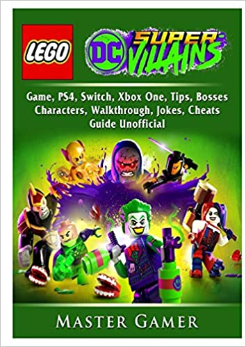 Lego DC Super Villains Game, PS4, Switch, Xbox One, Tips, Bosses ...