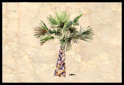 Carolines-Treasures-8480MAT-Palm-Tree-Indoor-or-Outdoor-Mat-18-x-27-Multicolor