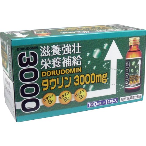 Dorudomin Taurine 3000mg by Dorudo Pharmaceutical