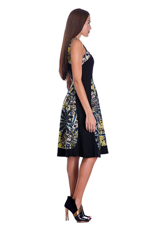 Cultro Womens - Tent Formal, Party Dress with Original Prints - MADE IN NYC. at Amazon Womens Clothing store: