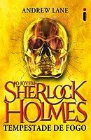 eBook Tempestade de fogo (O jovem Sherlock Holmes Livro 4)