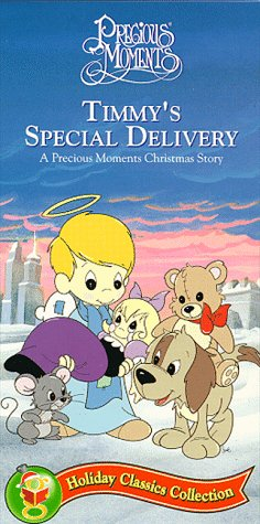 (Timmy's Special Delivery: A Precious Moments Christmas Story [VHS])