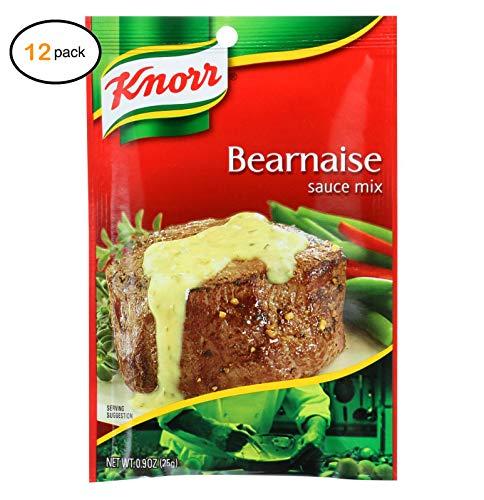 Knоrr Saucе Mix - Bеrnaisе - .9 оz - Casе оf 12 - Bulk Buy ()
