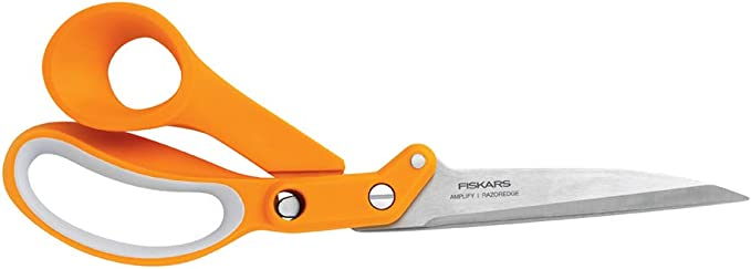 Fiskars Amplify RazorEdge Shears Leather Sheath 6-Inch  15cm