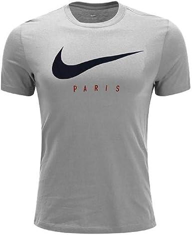 NIKE PSG M Nk Dry tee TR Ground - Camiseta Hombre: Amazon.es: Ropa y accesorios