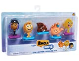 emoji Just Play Movie Collectible Figures Set