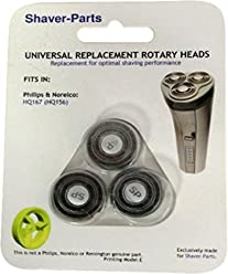 Shaver-Parts - Testine di ricambio HQ167, HQ156 per rasoio Philips
