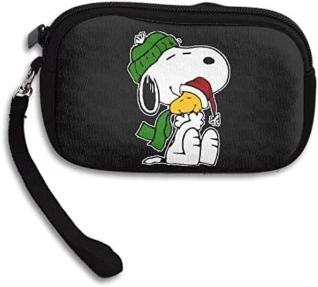 Snoopy & Woodstock Coin Purse Wallet Handbag