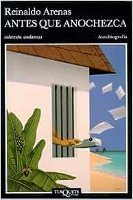 Amazon.com: Antes que anochezca (9788472234857): Reinaldo