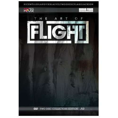 The Art Of Flight Snowboard DVD by Brain Farm
