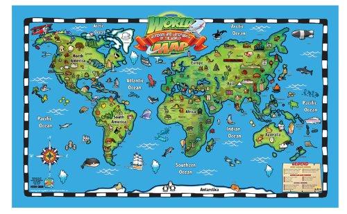 Popar Toys Wonders and Landmark 3D Map
