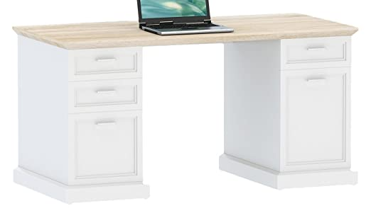 Jahnke Classic Desk 150 Wild EI Fu/WS Mate T.1 - 2 de Ordenador ...