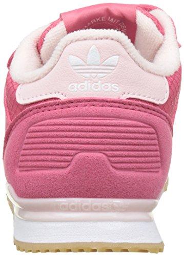 adidas Jungen ZX 700 CF C Turnschuhe Pink (Craft Pink/Ray Pink/Ftwr White)
