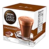 NESCAFÉ Dolce Gusto Coffee Capsules – Chococino – 48 Single Serve Pods, (Makes 24 Specialty Cups)       48 Count