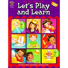 Let's Playland Learn: Over 160 Fun and Easy Activities