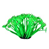 Artificial Coral for Fish Tank Decor (Green)