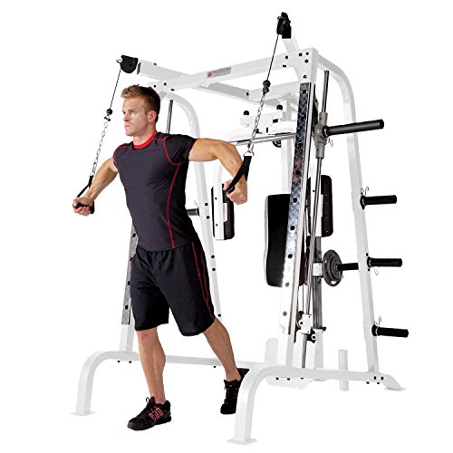 Marcy Diamond Smith Cage Home Gym System Home Gym Weight