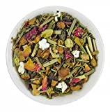 Mahalo Tea Ginseng Rose Petal Herbal Tea – Loose Leaf Tea – 2oz For Sale