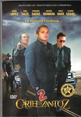 Amazon.com: EL CARTEL DE LOS ZANTOZ 2 [FERNANDO SAENZ ...