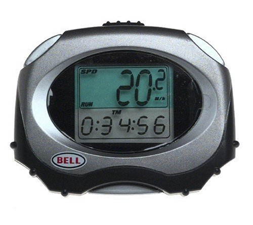 Bell Total Fit Speedometer/Pedometer