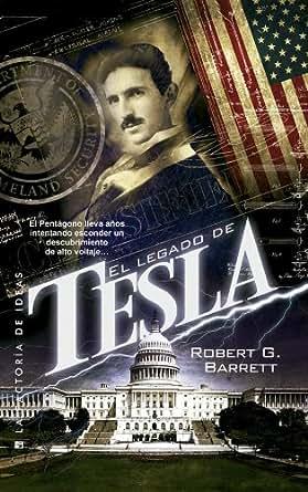 El legado de Tesla (Best seller) (Spanish Edition