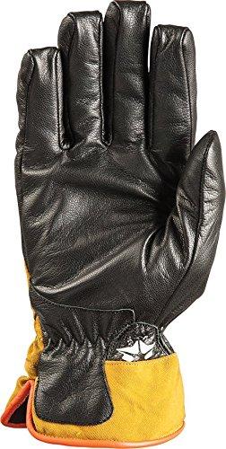Rome Snowboards Men's Liftie Gloves, Black, X-Large