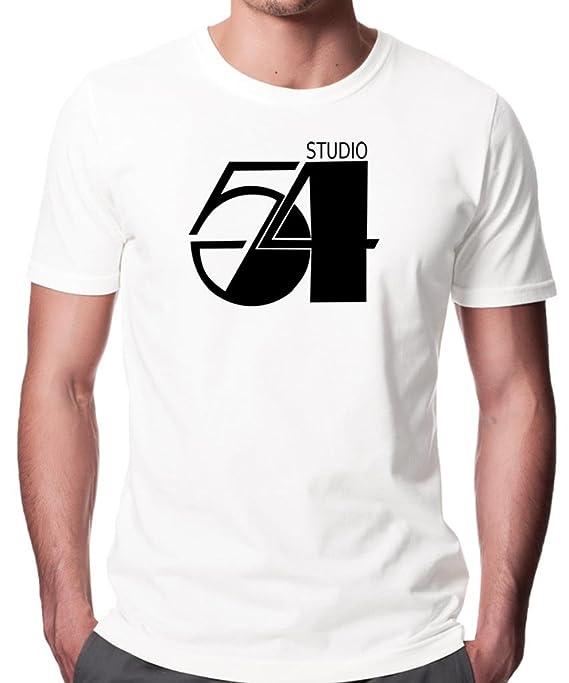 Studio 54 Soul Music Dance Northern Soul Retro 70s 80s Mens T Shirt