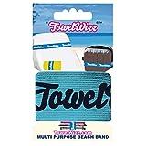 Towelwizz Multi Purpose Beach Band - AQUA
