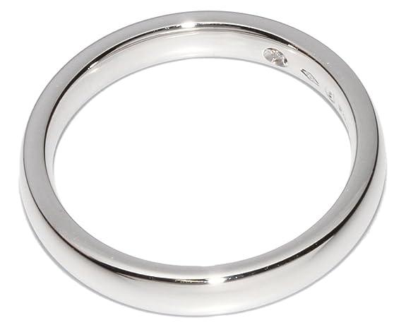 b79aa36bf8b7 Amazon | [ダミアーニ]Damiani K18WG シークレットダイヤ1P ルフェディ マリッジリング 指輪 メンズリング 18号  20035680 中古 | リング 通販