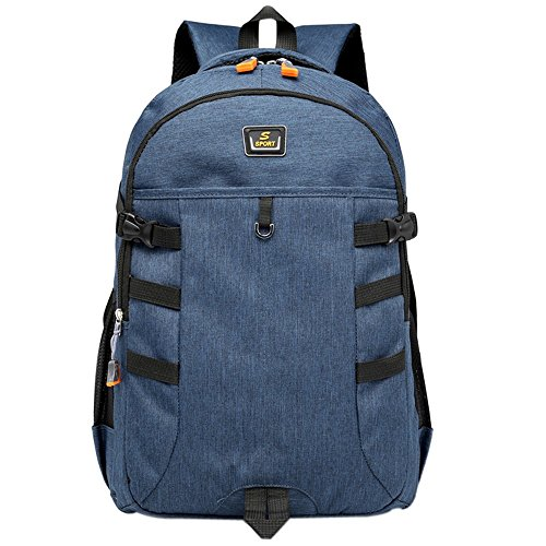 - On Sale!!!♛HYIRI Unisex Backpack Student Bag,Women's Capacity Nylon Bag Computer Bag Travel Bag