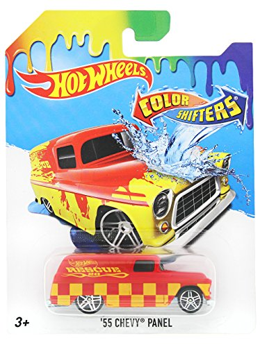 55 chevy panel hot wheel - 2